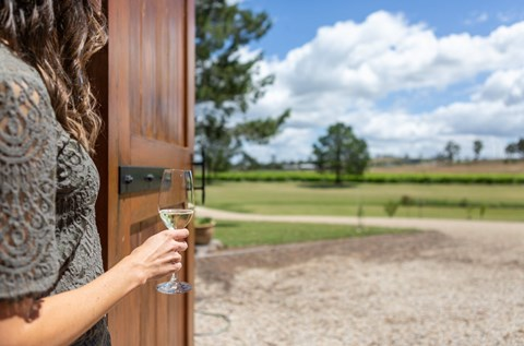 Hunter Valley Wineries with Sparkling