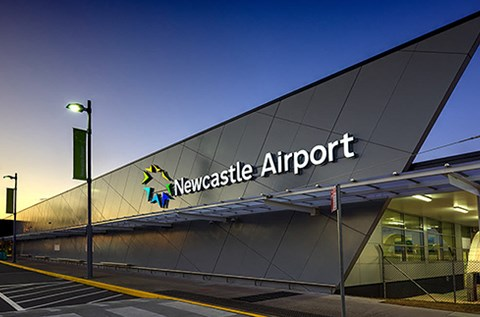 Newcastle Airport - Williamtown