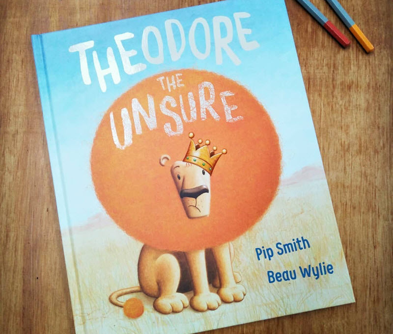 theodore the unsure local literature beau wylie illustrator