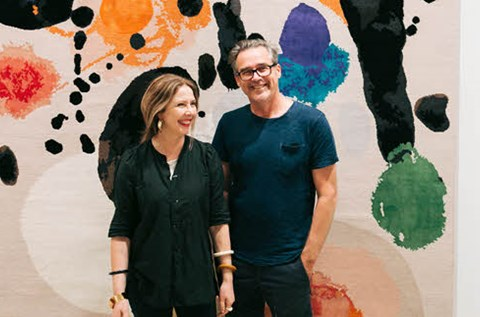 louise olsen and stephen ormandy newcastle art gallery
