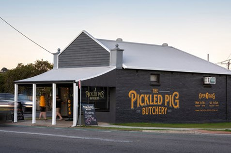 the pickled pig butchery cessnock hunter valley