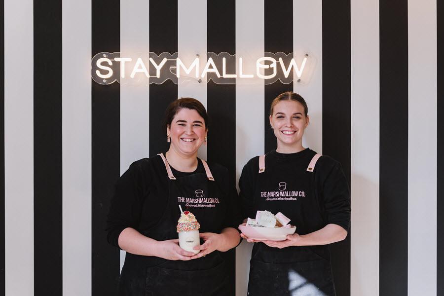 the marshmallow co dessert bar wyong central coast