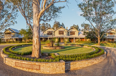 spicers vineyards estate hunter valley accommodation