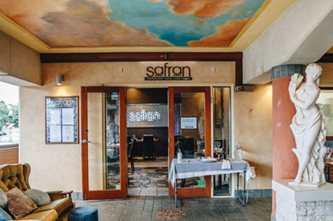 safran turkish restaurant ettalong central coast
