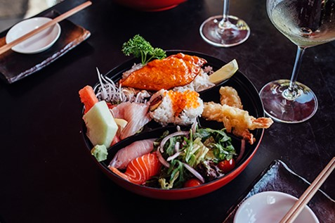 japanese food newcastle warners bay