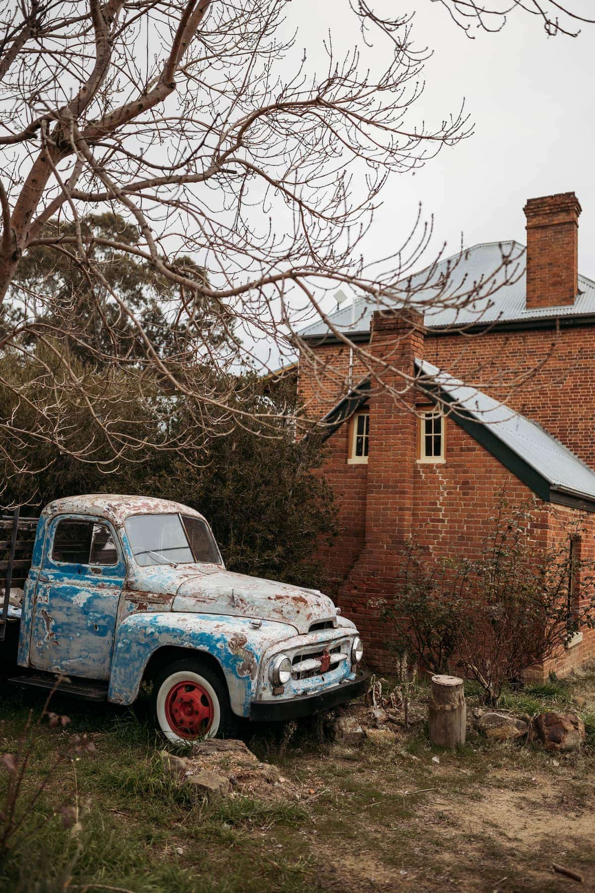 explore carcoar millthorpe central west nsw