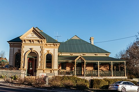 rosebank guesthouse gallery accommodation millthorpe nsw