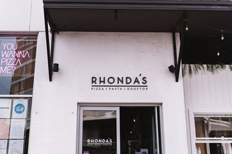 rhondas restaurant and bar terrigal central coast