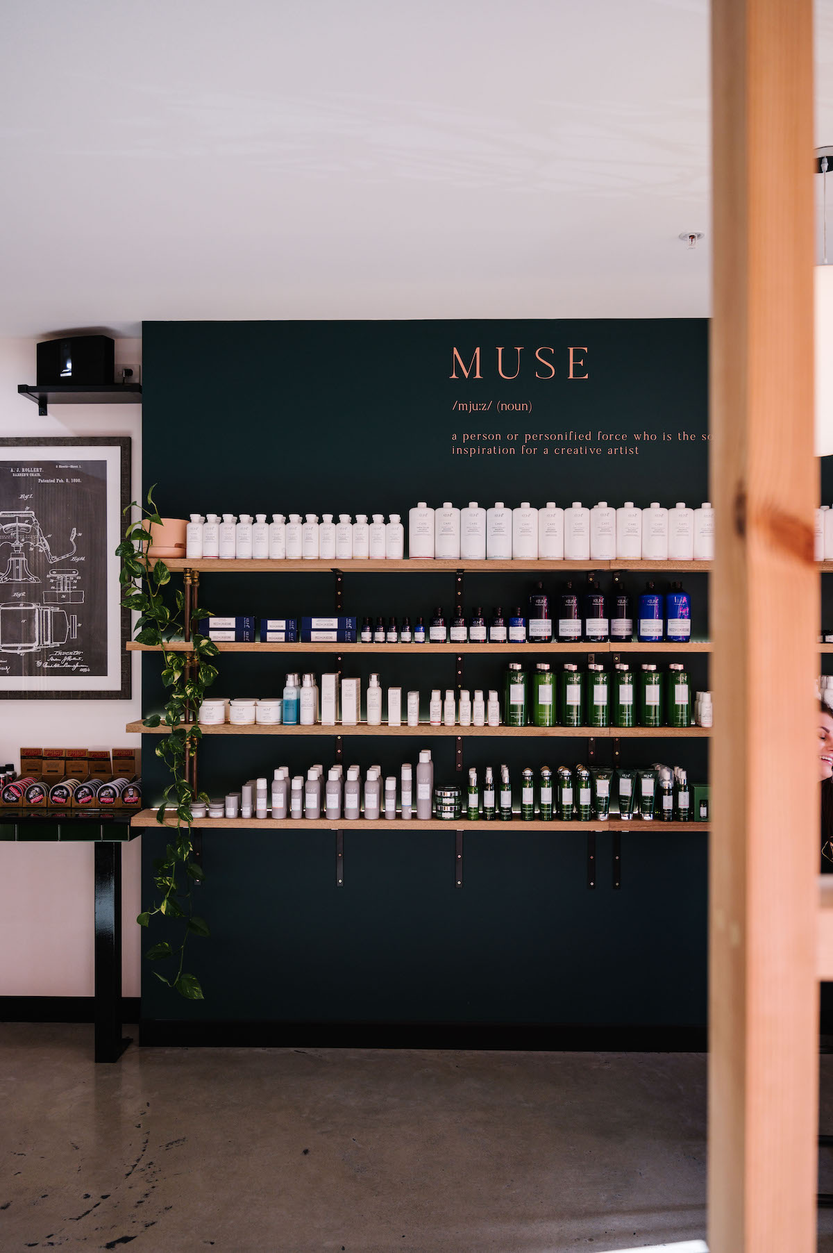 muse by hardy hairdressers salon islington newcastle