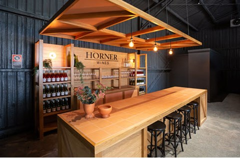 horner wines cellar door hunter valley