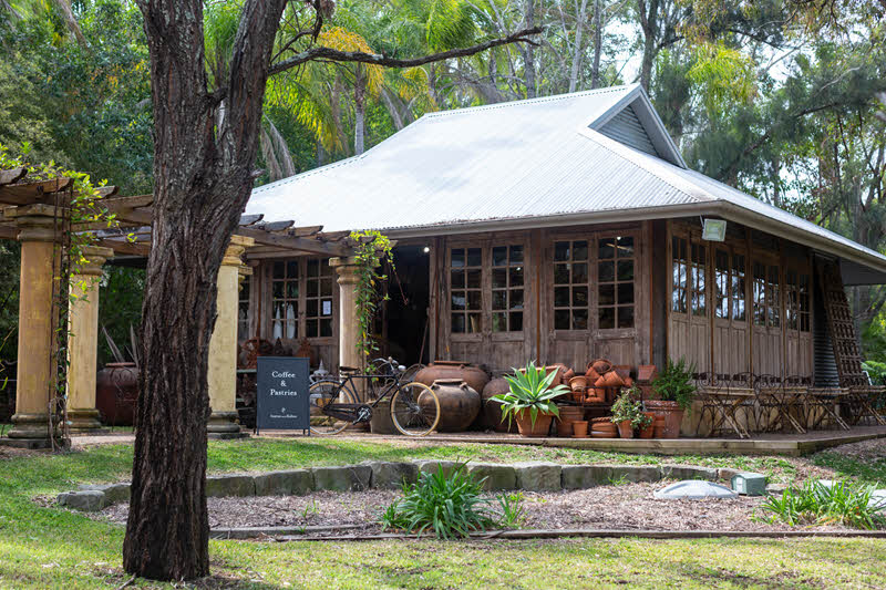 leaves and fishes restaurant lovedale hunter valley