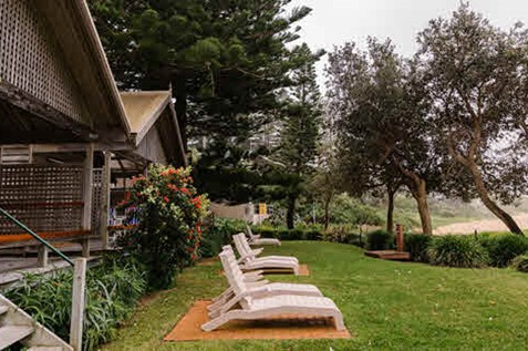 kims beachside retreat accommodation toowoon bay central coast