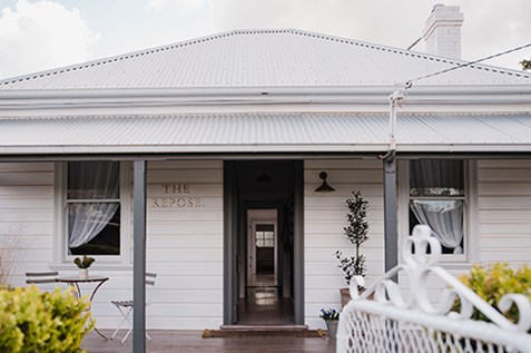 the repose luxurious boutique accommodation dubbo nsw