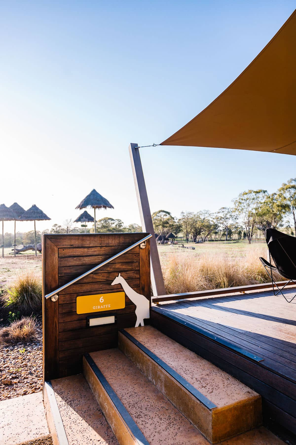 zoofari lodge taronga western plains zoo accommodation dubbo nsw