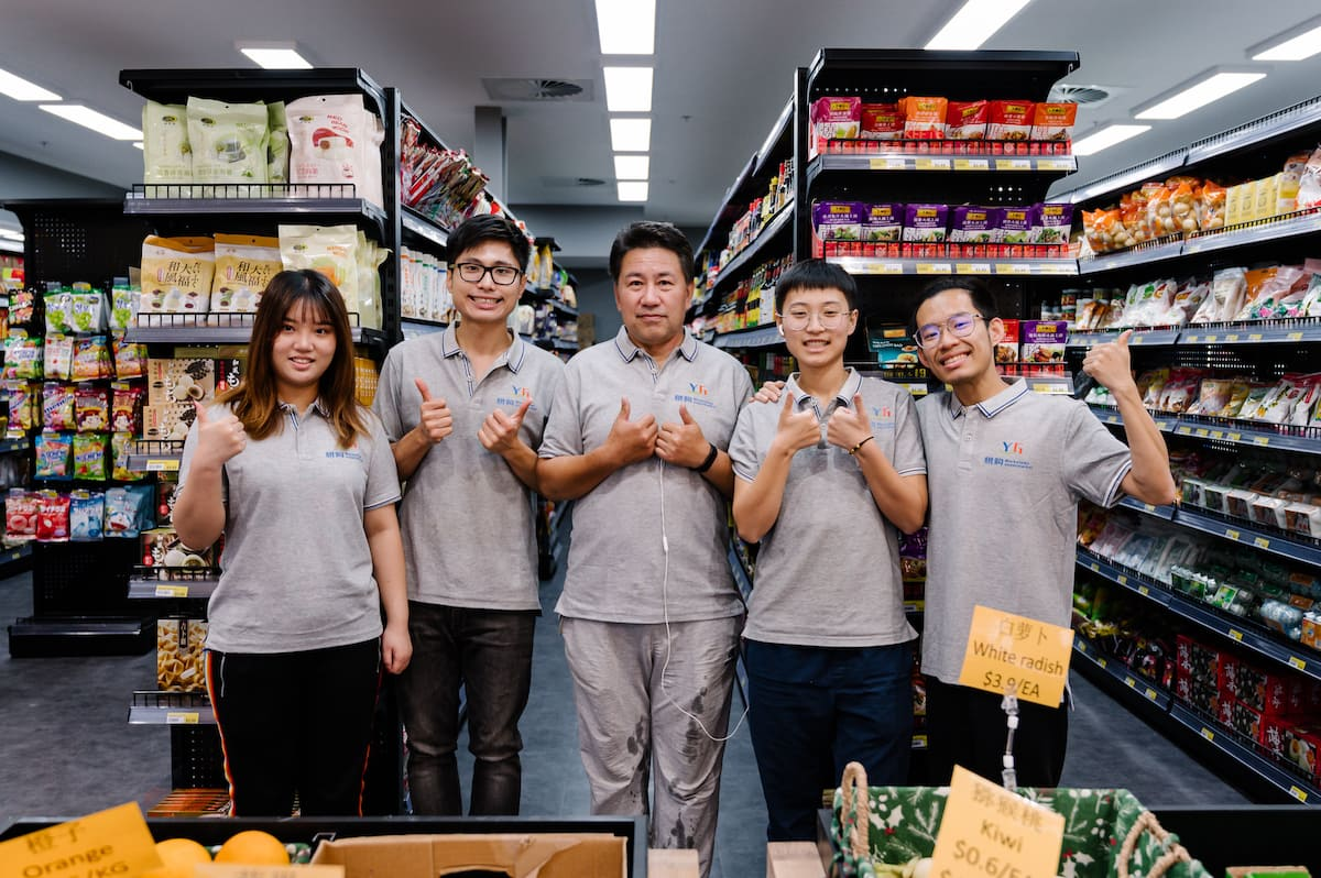 yg supermarket martketown asian grocer newcastle