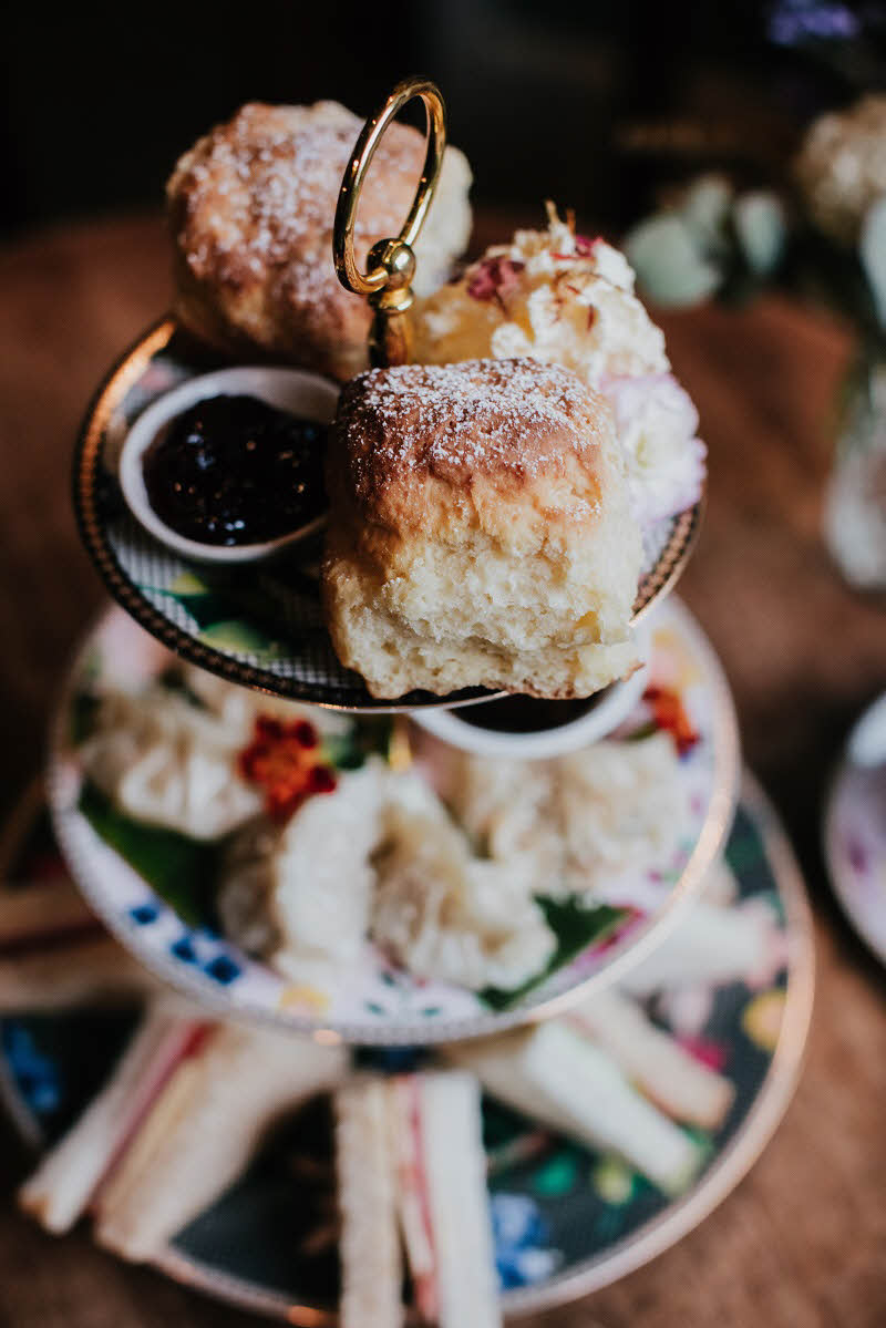 what to do in newcastle when it rains high tea