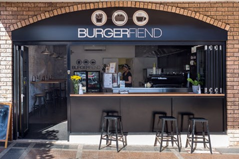 burgerfiend burgers cessnock hunter valley
