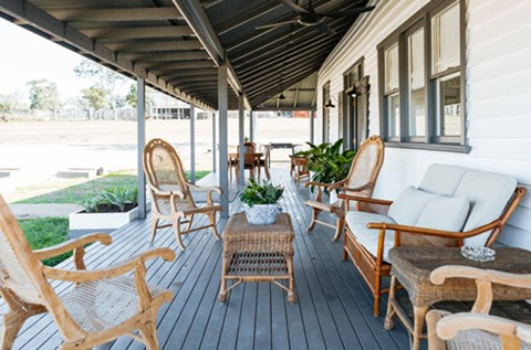 the homestead accommodation hunter valley