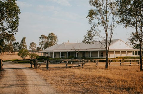 the country house accommodation hunter valley