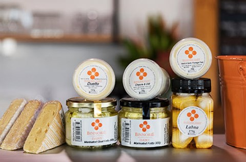 binnorie dairy cheese factory lovedale hunter valley