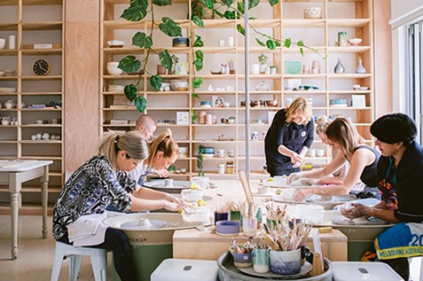 workshopp ceramics and pottery studio maryville newcastle