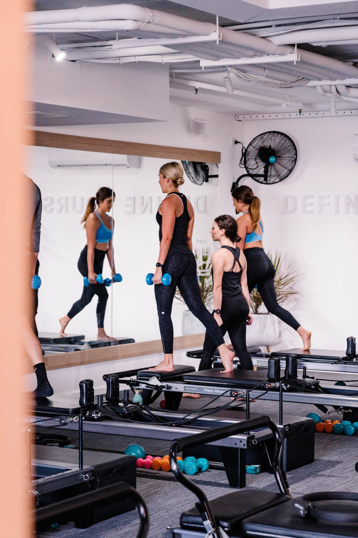 kx pilates studio newcastle east