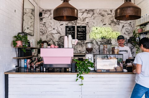 wildflower espresso cafe wallsend newcastle