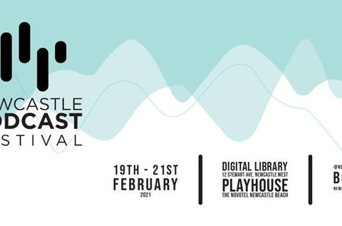 newcastle podcast festival